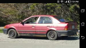 1997 Toyota Tercel Other