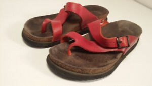 *MEPHISTO - sandale - femme taille 10 ou 41*
