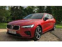 2020 Volvo V60 T5 R Design Plus Auto Xenium Automatic Petrol Estate