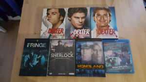 Selling DVDs and Blu-Rays of Television Seasons