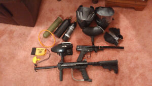 Everything You Need To Start Paintballing... Plus More!