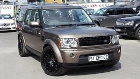 2011 LAND ROVER DISCOVERY 4 TDV6 HSE 1 PRIVATE OWNER FSH REAL VALUE FOR A