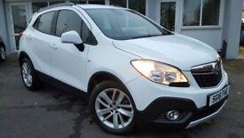 Vauxhall Mokka 1.4I 16V TURBO TECH LINE S/S 140PS (white) 2016