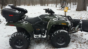Arctic Cat 500 4x4