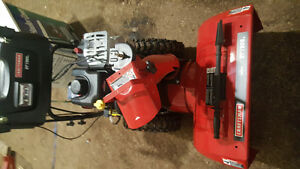 "BRAND NEW 27"" Dual Stage Snowblower"