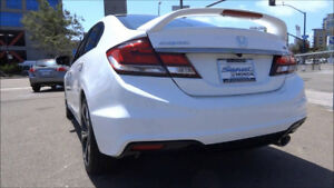 2014 Honda Civic Sedan Si Model - Fully Loaded!! 1st Owner!!