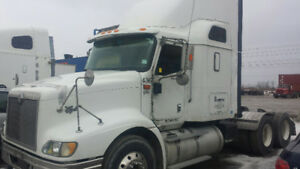 Wanted truck