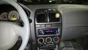 2004 Hyundai Accent Sedan