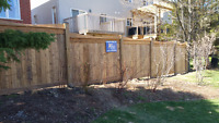 Call the right person for fencing