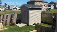 8' X 8'  Baby Barn ***REDUCED ***