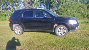 2006 Pontiac AWD Torrent utility SUV, Crossover