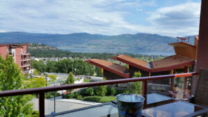 Luxury 2 bed condo with 180 degree lake views, West Kelowna