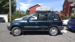 Honda crv 98 manuel