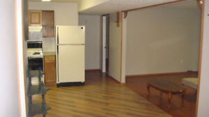 EDSON AREA, two bedroom basement suite,all utilities included