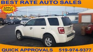 2012 Ford Escape XLT like a jeep