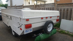 Affordable Tent Trailer