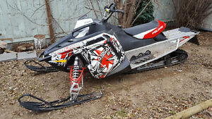 Polaris Switchback Assault 800 Snowmobile for sale or trade.