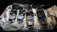 Brand new Bigfoot Snowshoes and Poles