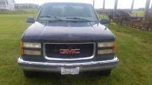 1997 gmc 1500 Ext cab short box 4x4