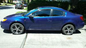 ION quad coupe 2006 - 158k