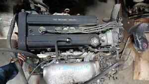 JDM HONDA CRV INTEGRA B20B 2.0L ENGINE 4WD TRANSMISSION