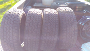 Arctic Claw Studded Winter Tires 195 65 R15