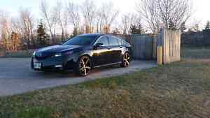 2010 acura tl tech package awd 6 speed