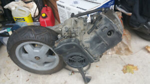 2007 vespa 150 CC engine  Now $400 OBO