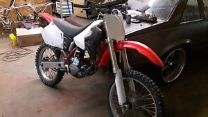 1997 cr 125 parts wanted