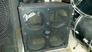 "4x10"" Fender Bass Cabinet only"