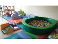 Wesco Soft play setup great condition