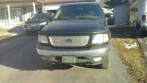 2002 Ford F-150 SuperCrew xlt Pickup Truck