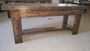 Rustic Style Table!!
