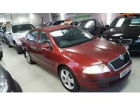 2005 SKODA OCTAVIA AMBIENTE TDI Red Manual Diesel