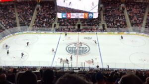 Edmonton Oilers Tickets  -Including all Prime Games