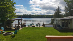 WaterFront Family Cottage for rent this summer