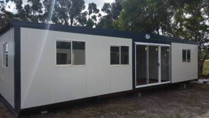 12x9m Transportable Home Building with 4 Bedrooms Farm Accommodat