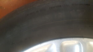 2014 Ford Escape new tires and rim. Windsor Region Ontario image 2