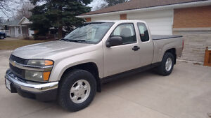 2006 Chevrolet Colorado Certified and E-Tested