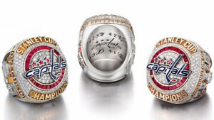 Washington Capitals 2018 Stanley Cup Ring