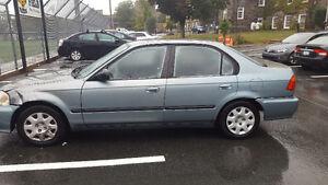 1999 Honda Civic SE Sedan