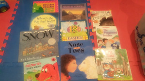 Big bag of children's books (more than pic shows)