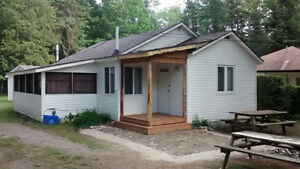 WASAGA WOODLAND BEACH TINY BEACHES  COTTAGE FOR RENT
