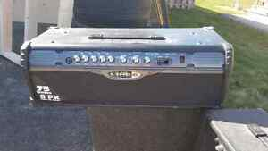 Amps and head for electric guitar