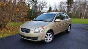 2007 Hyundai Accent GLS ( Only 79,000kms! New MVI )