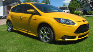 2013 Ford Focus ST Turbo Hatchback