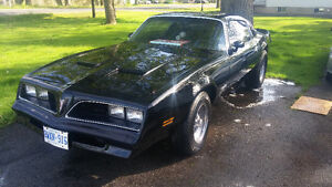 1977 firebird looking too trade for a 4x4 truck and cash offerup