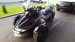 Can-am Spyder RS-S 2013