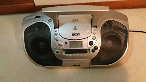 RCA Digital Stereo Portable