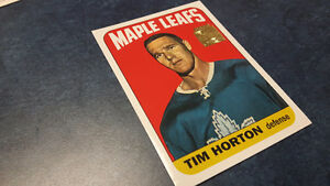 1990's Toronto MAPLE LEAFS set of 24 cards (incl.3 TIM HORTON) Edmonton Edmonton Area image 3